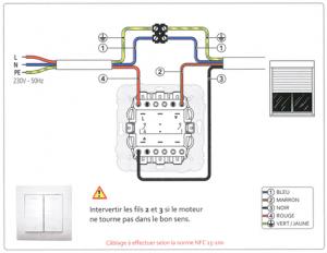 Comment réaliser le câblage et le branchement de votre volet roulant